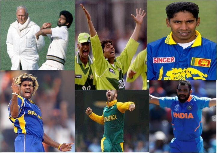 Hat-tricks in the ICC world cups