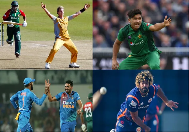 Hat-Tricks in T20 International Matches
