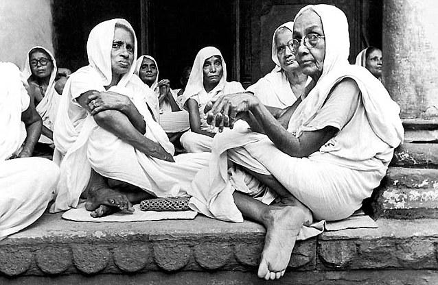 Widows in British Era India