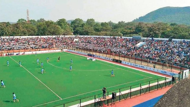 India largest hockey stadium planned in Rourkela, will host 2023 World Cup Games in Hindi