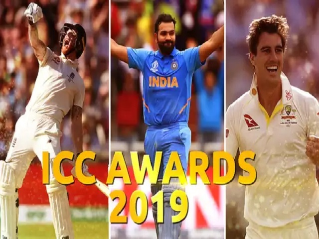 GK Questions and Answers on ICC Awards 2019