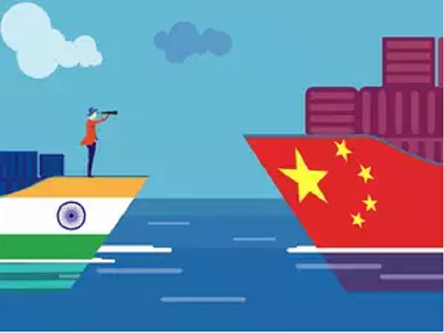List of Products India imports from China