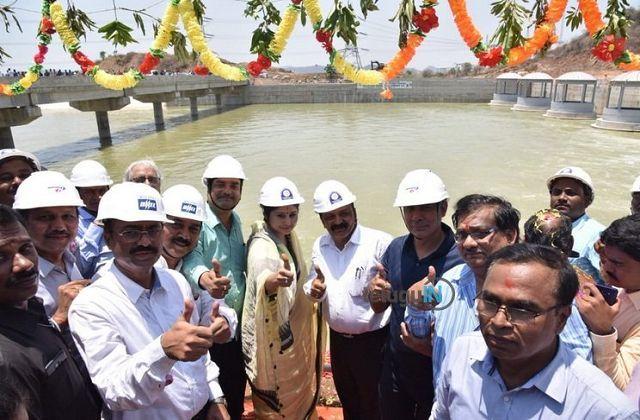 Kaleshwaram Irrigation Project