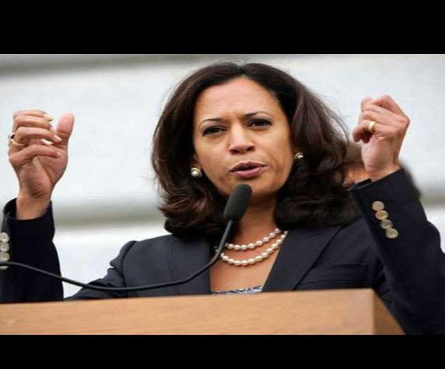 Joe Biden picks Kamala Harris as his running mate for US Presidential elections 2020 in Hindi