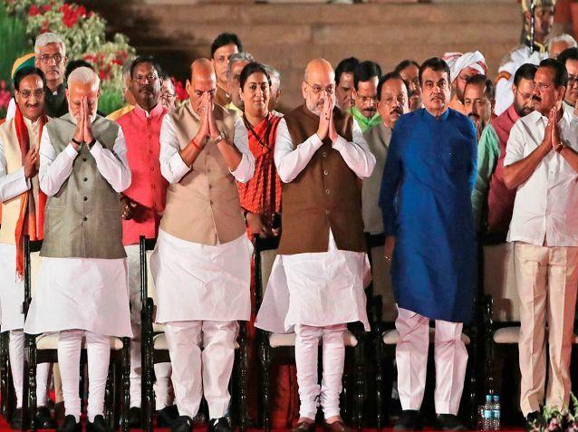 Modi Cabinet 2.0