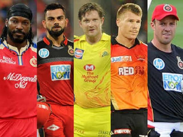 List of century scorers in IPL