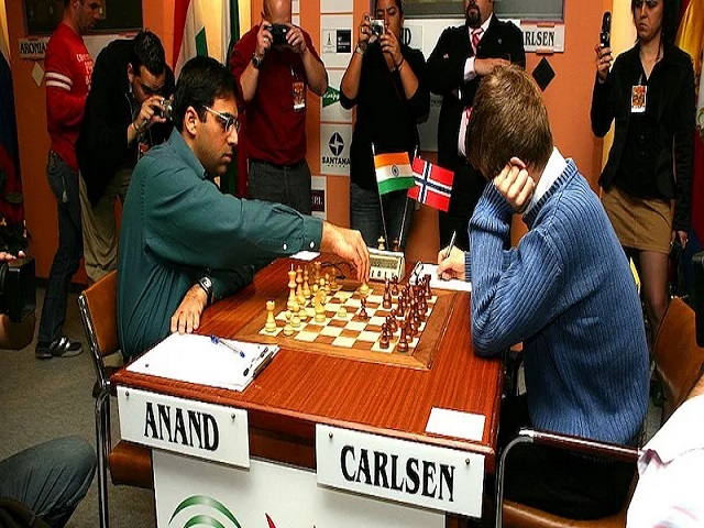 List of Top 20 Chess Players in the world 2020