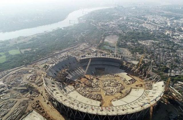Motera Cricket Stadium Gujarat