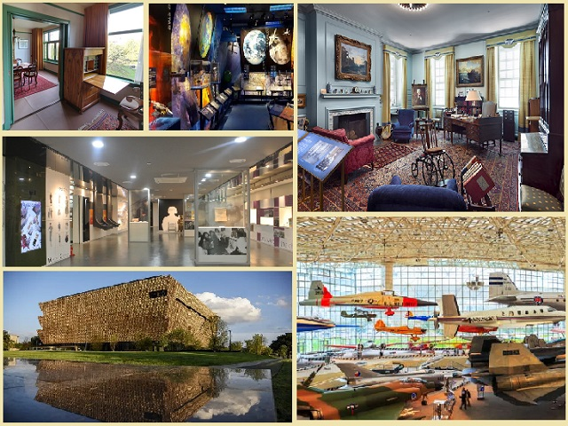 Museums you can visit virtually