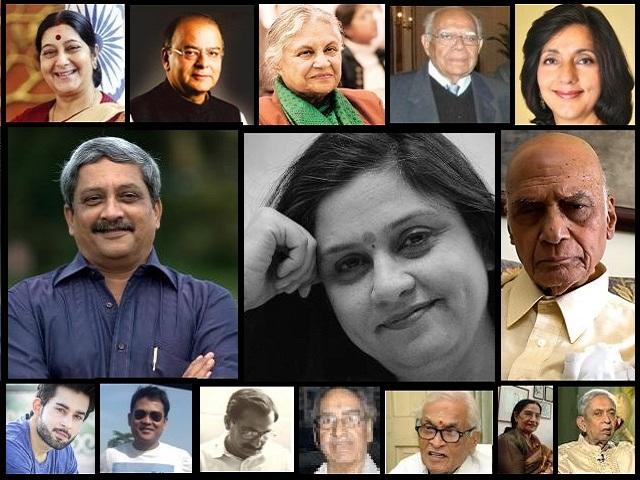 obituaries of India 2019