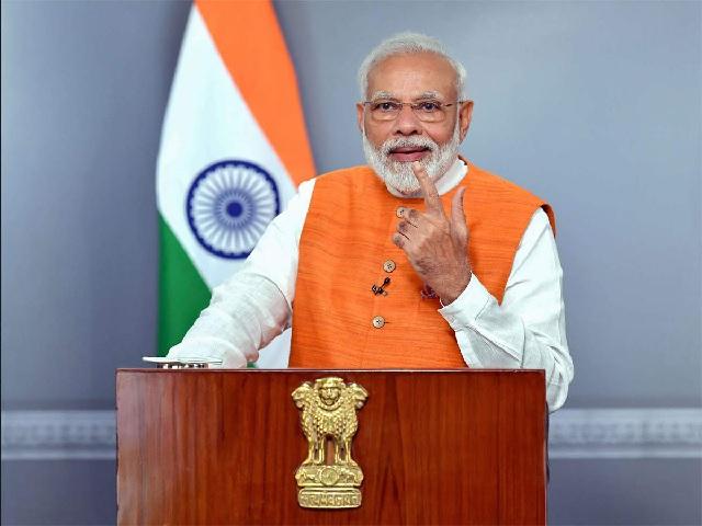 PM Modi launches e-Gram Swaraj and Swamitva Yojana