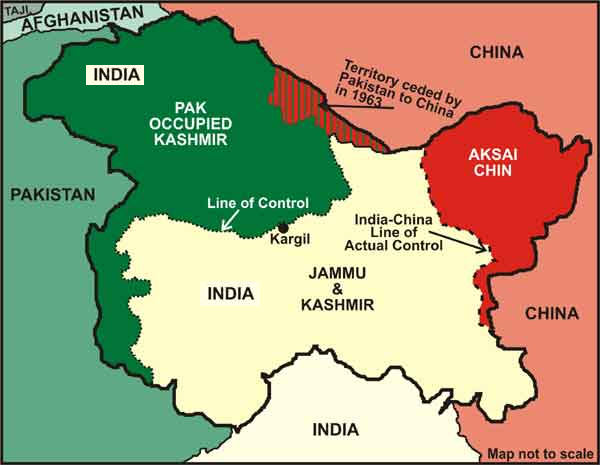 History of Pakistan Occupied Kashmir (POK)