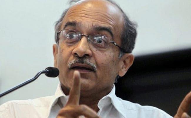 Prashant Bhushan held guilty of contempt for tweets against CJI in Hindi