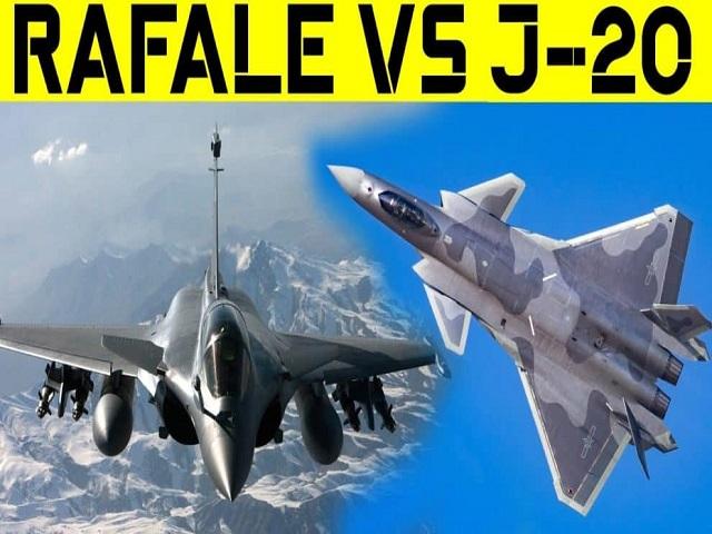 Rafale vs J-20