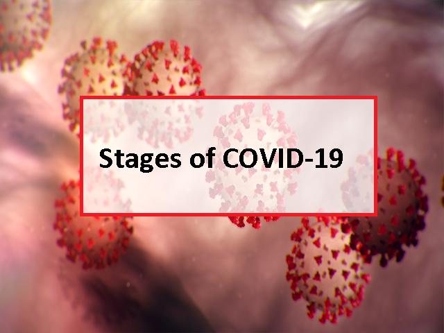 stages of coronavirus