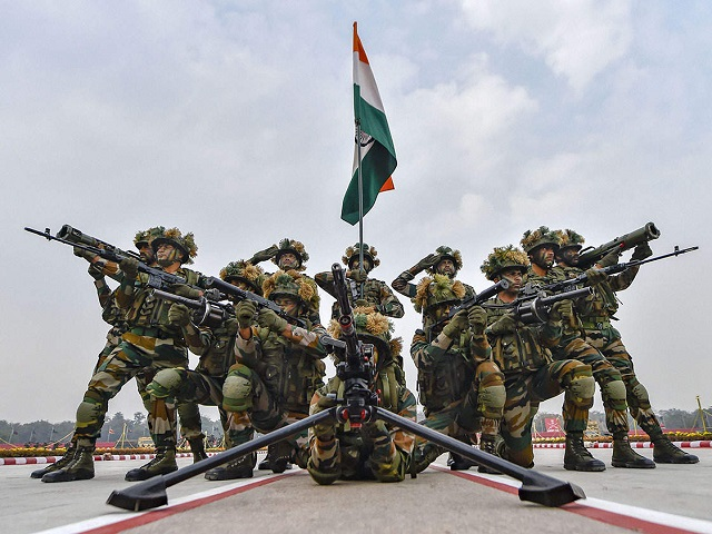 Structure of Indian Army