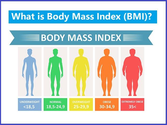 29 bmi BMI Calculator