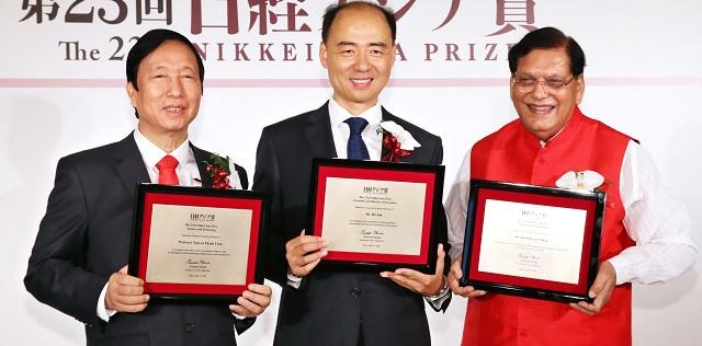 Sulabh International founder honoured with Japan's prestigious Nikkei Asia Prize