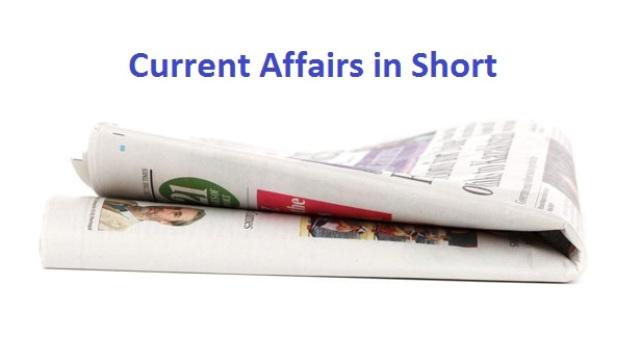 Current Affairs in Short: 14 June 2018