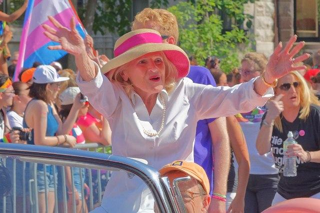 Edie Windsor. Image Credit: Wikimedia Commons