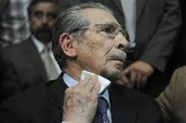 Former Guatemala dictator Efrain Rios Montt passes away