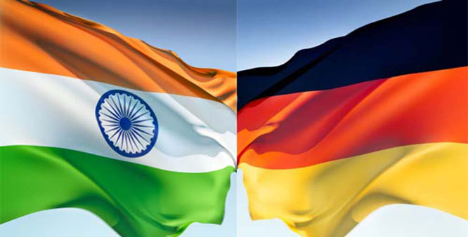 India and Germany sign Government to Government Umbrella Agreement