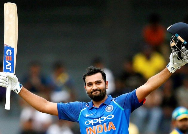 Rohit Sharma quickest to 200 sixes in one day internationals