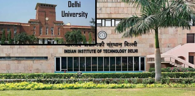 IIT Delhi, DU among world's top 200 universities: Study
