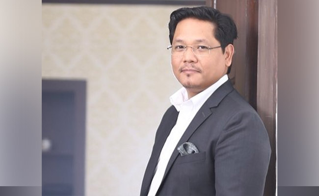 Conrad Sangma sworn in as the chief minister of Meghalaya