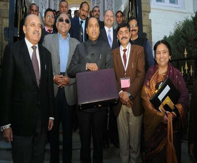 Himachal Pradesh assembly passes Rs 43842 cr budget