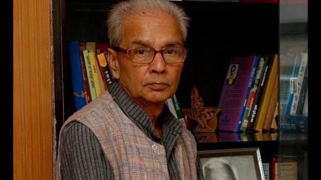 Poet Kedarnath Singh dies