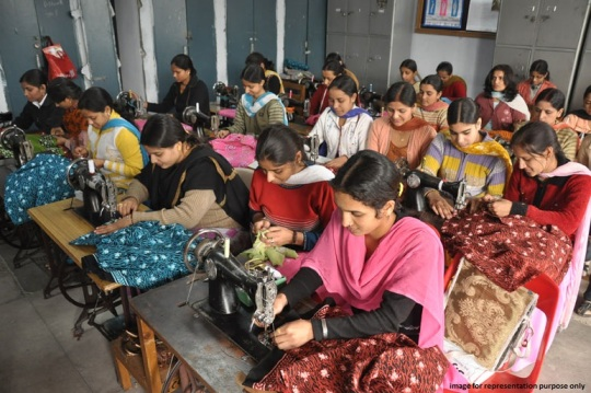 Employment Training Centre for Sikh Women in Pakistan