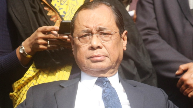 Justice Ranjan Gogoi appointed new Chief Justice of India