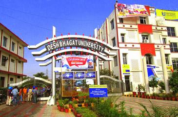 Desh Bhagat University Course Fees